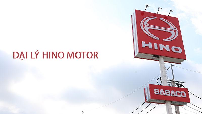 Danh sách đại lý ủy quyền 3S Hino Motor Việt Nam