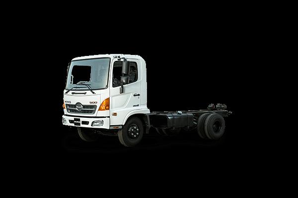 Báo giá xe tải 6.4 tấn (6 tấn 4) Hino 500 FC 2021